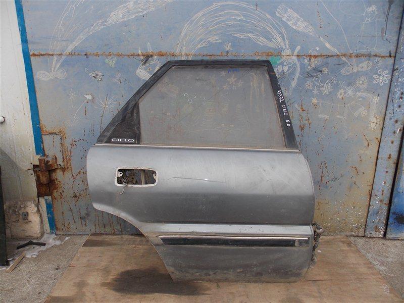 Дверь Toyota Sprinter Cielo AE91 задняя правая