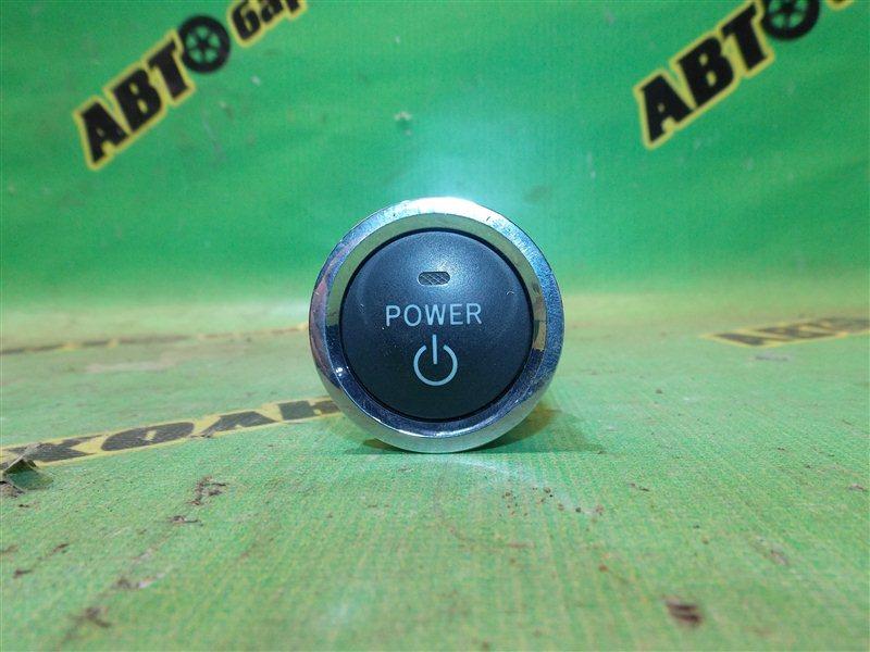 Кнопка пуска двигателя Toyota Prius NHW20 1NZ-FXE