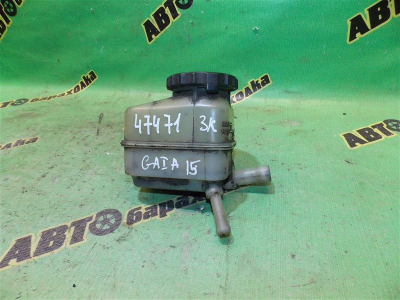 Бачок гидроусилителя Toyota Gaia SXM15 3S-FE