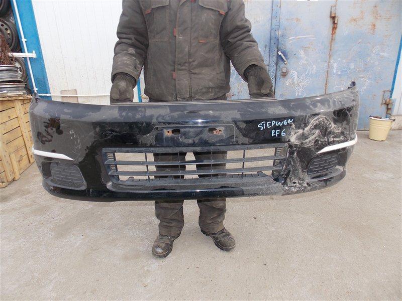 Бампер Honda Step Wagon RF6 K20A передний