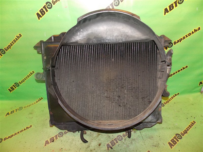 Радиатор основной Nissan Caravan ARME24 TD27(ETI) 1995