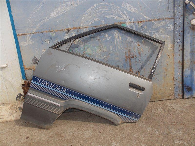 Дверь Toyota Town Ace CR21 2C передняя левая