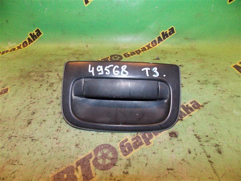 Ручка двери внешняя Toyota Town Ace KR27 5K задняя правая