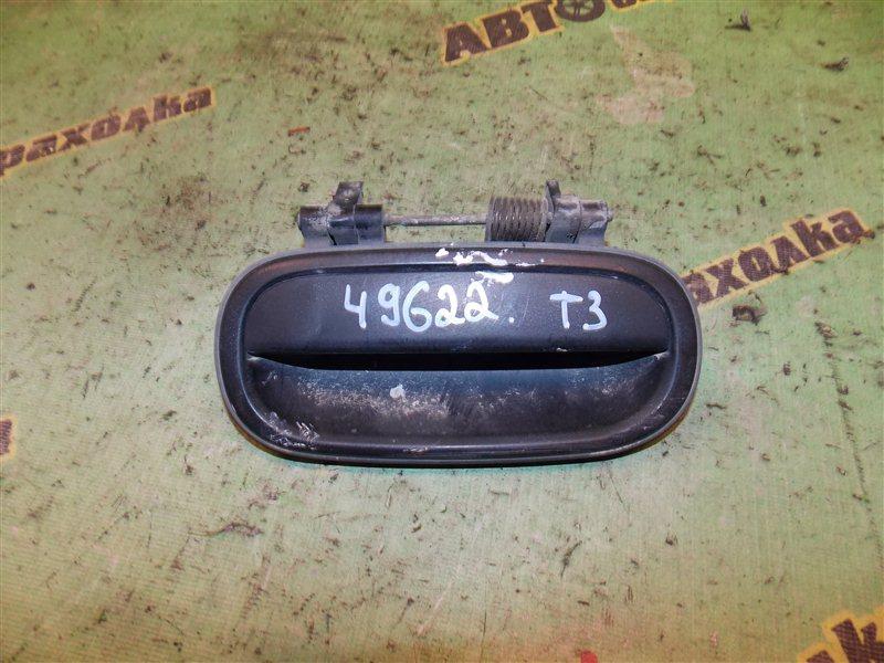 Ручка двери внешняя Toyota Town Ace KR27 5K передняя правая