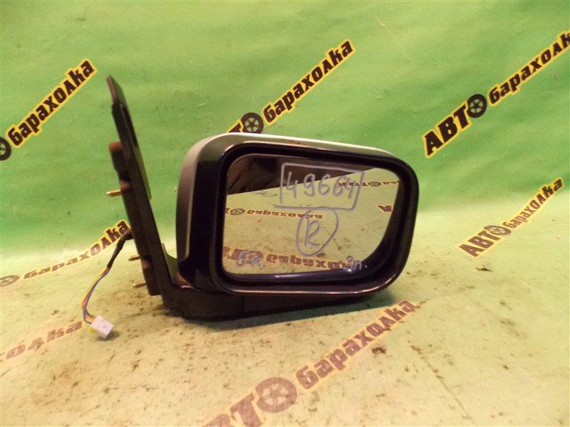 Зеркало Mitsubishi Dion CR6W 4G94 2003 переднее правое
