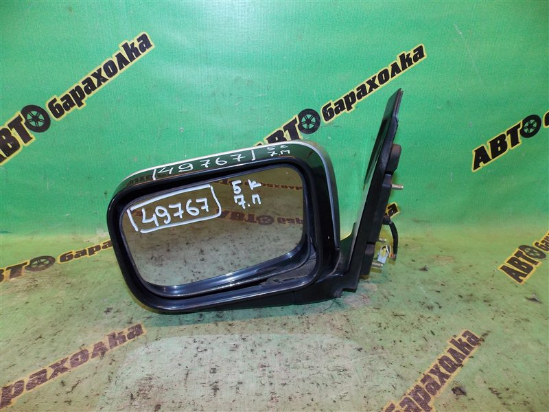 Зеркало Mitsubishi Dion CR6W 4G94 2003 переднее левое