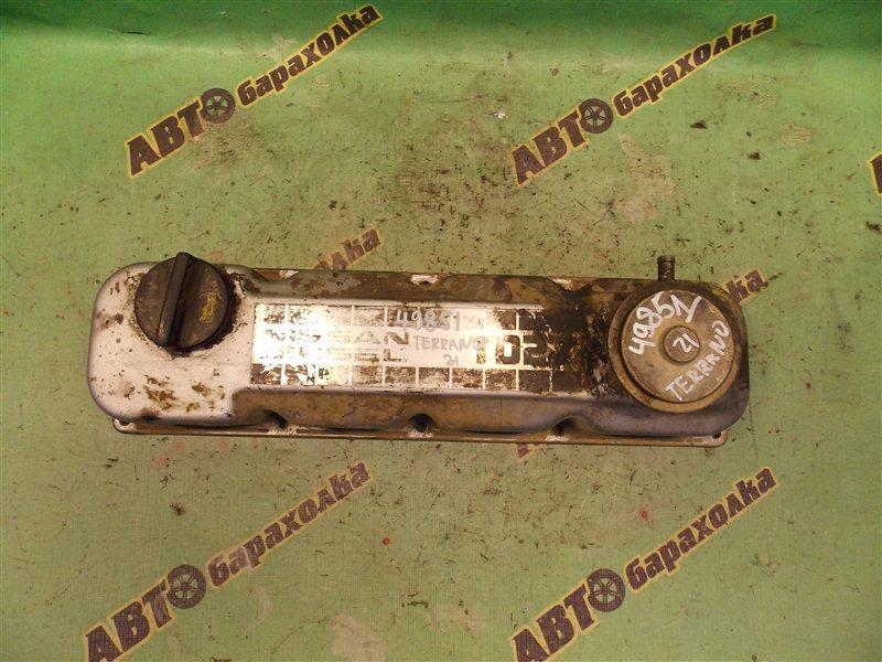Крышка клапанная Nissan Terrano WBYD21 TD27