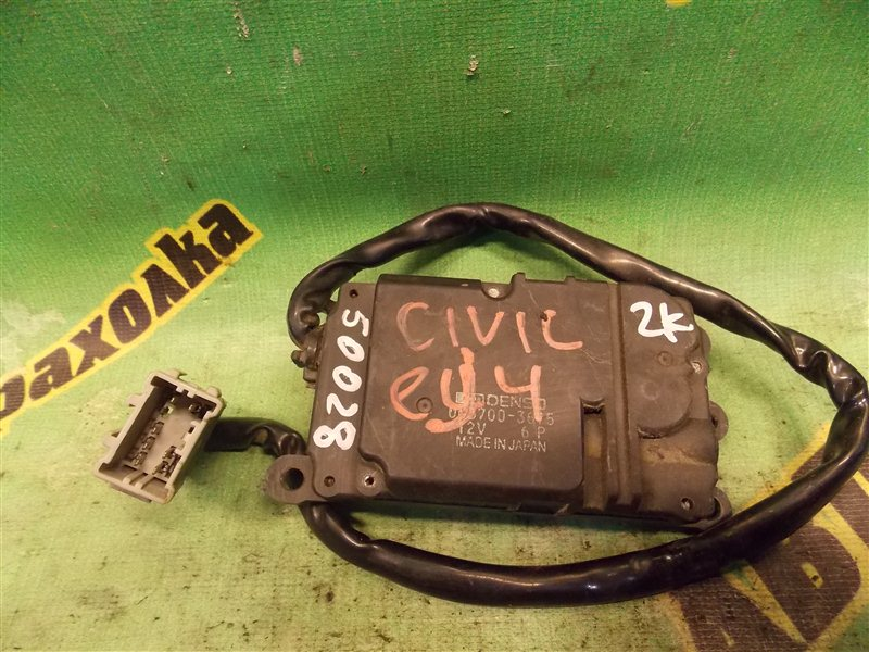 Сервопривод заслонок печки Honda Civic EG4