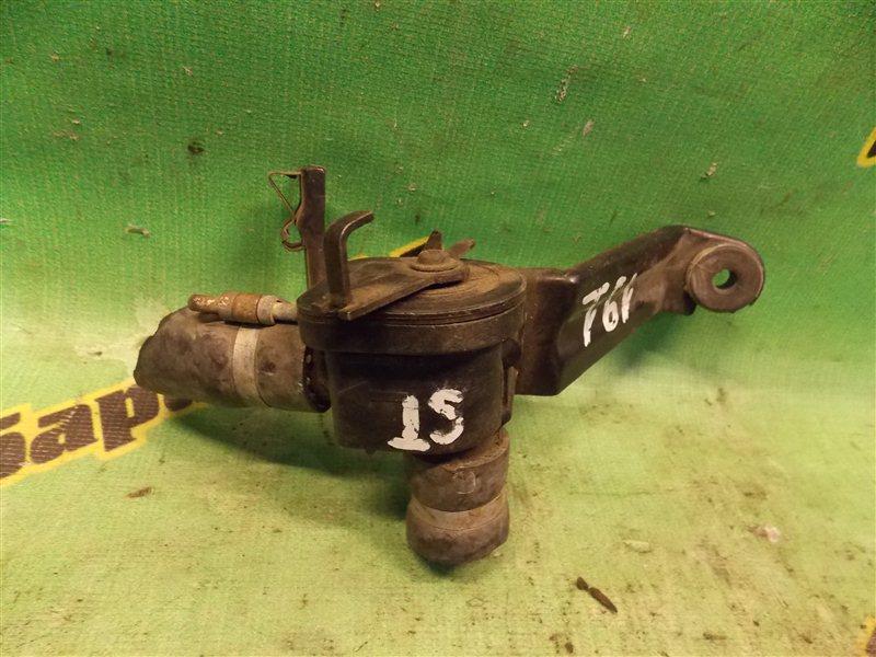 Кран печки Toyota ST191
