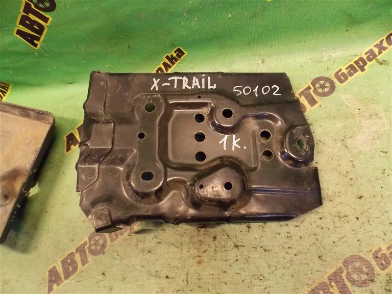 Подставка под аккумулятор Nissan X-Trail NT30 QR20