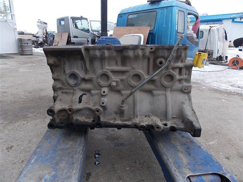 Блок двигателя Toyota 3L
