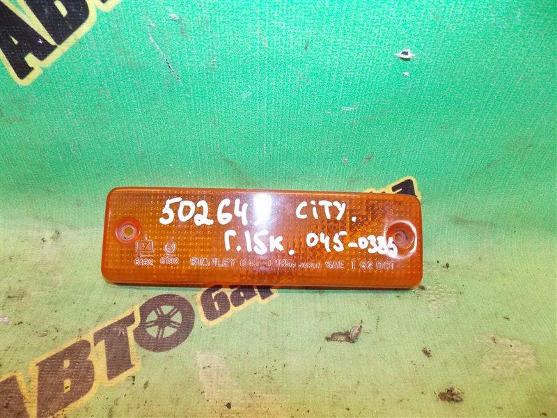Стоп Honda City GA1 передний правый