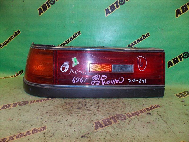 Стоп Toyota Carina Ed ST180 3S-FE задний левый