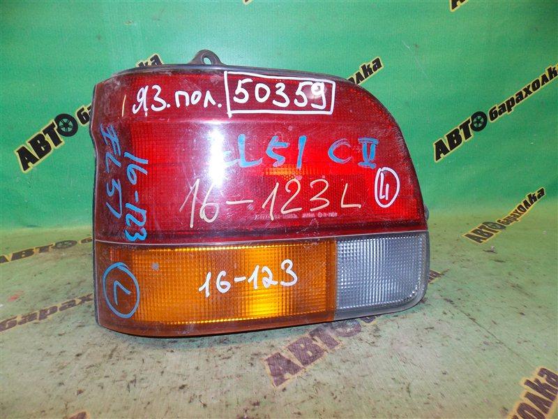 Стоп Toyota Corolla Ii EL53 задний левый
