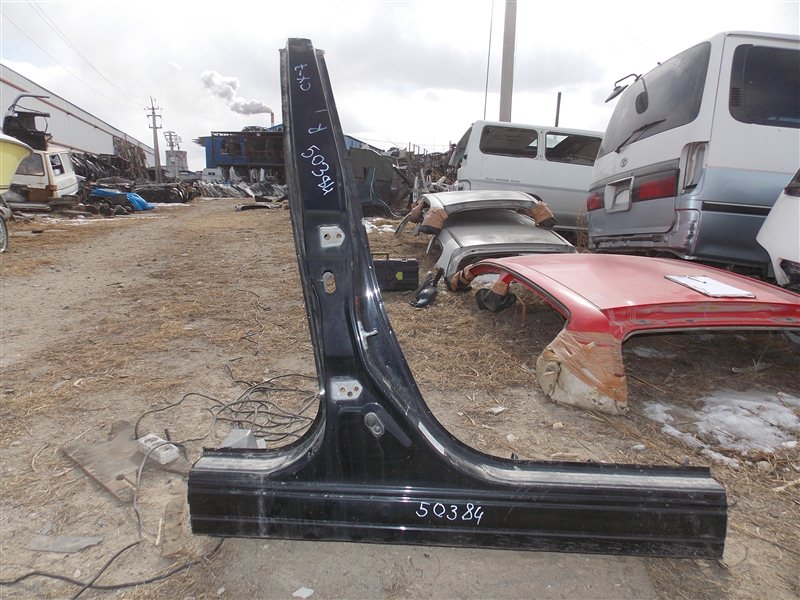 Стойка кузова Mazda Cx-7 ER3P L3VDT правая