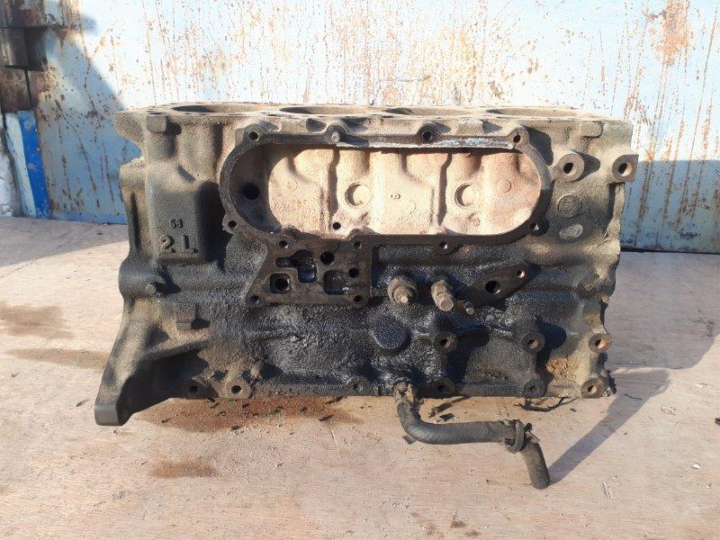 Блок двигателя Toyota 2L