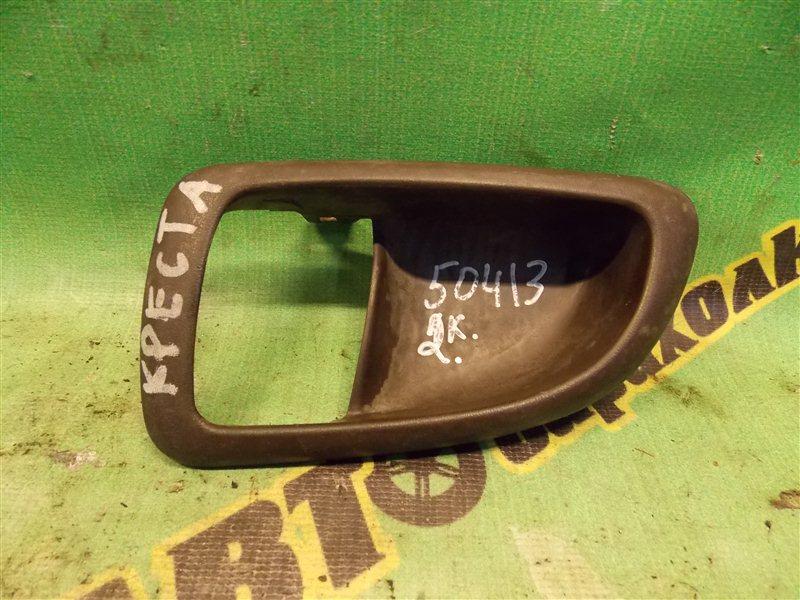 Накладка на ручки дверей Toyota Cresta GX90 1G-FE передняя правая