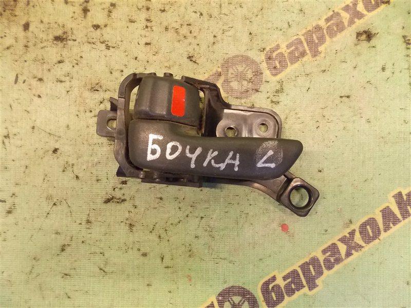 Ручка двери внутренняя Toyota Corona ST190 3S-FE задняя левая