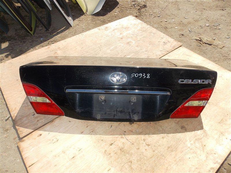Крышка багажника Toyota Celsior UCF30 3UZ-FE 2002
