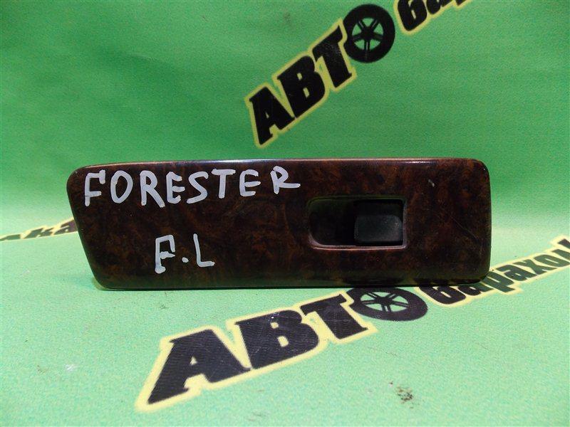 Кнопка стеклоподъемника Subaru Forester SF5 передняя левая
