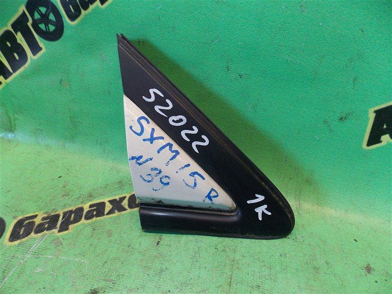 Уголок крыла Toyota Ipsum SXM15 3S-FE 1999 передний правый