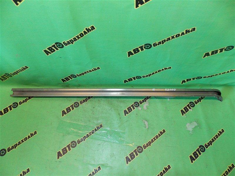 Полозья для сдвижной двери Mitsubishi Delica SK56VN WL 2000 задняя правая