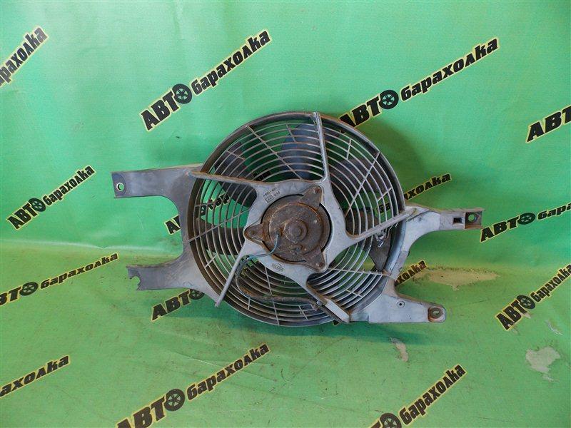 Вентилятор радиатора кондиционера Nissan Elgrand E50