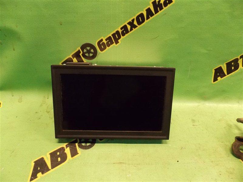 Монитор Mitsubishi Chariot Grandis N84W 4G64 2002