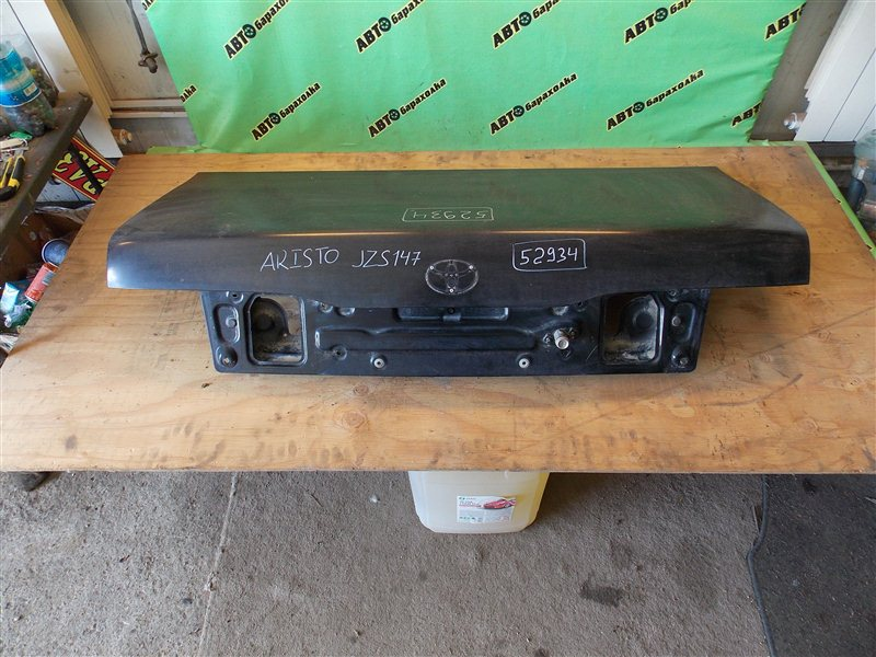 Крышка багажника Toyota Aristo JZS147 задняя