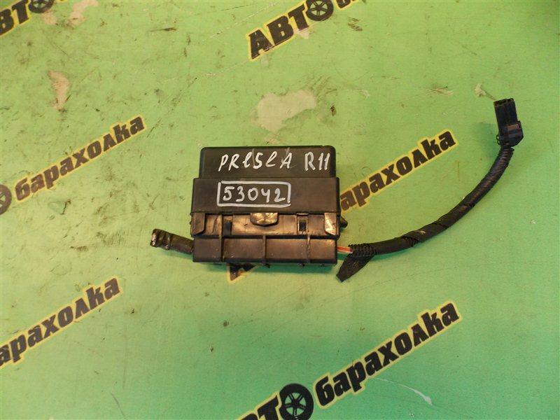 Блок предохранителей Nissan Presea R11 GA15(DE) 1997