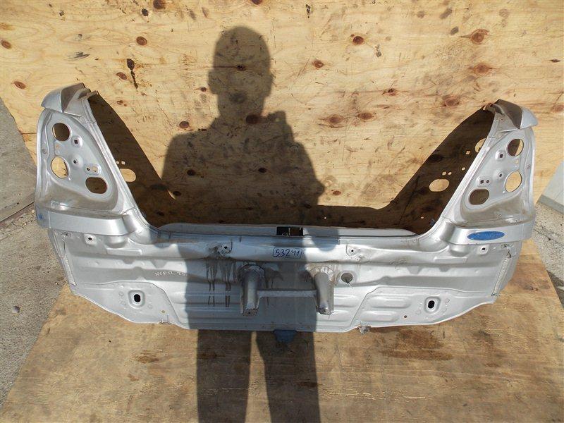 Задняя панель кузова Toyota Platz NCP12 1NZ-FE 2001 задняя