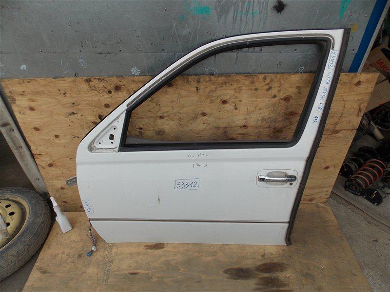 Дверь Toyota Vista AZV50 1AZ-FSE 2002 передняя левая