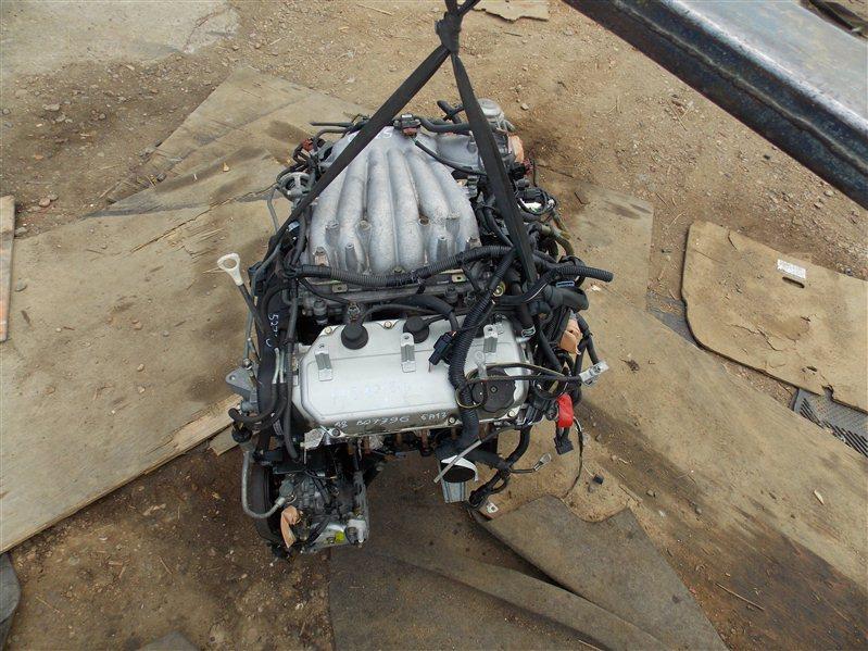 Двигатель Mitsubishi Diamante F34A 6A13 2003