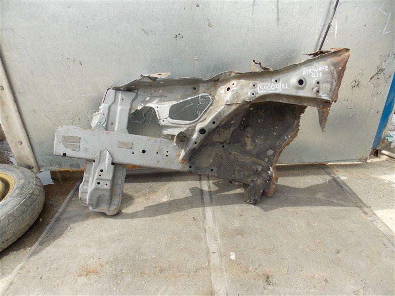 Лонжерон Honda Airwave GJ1 L15A передний левый