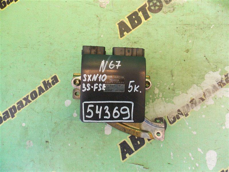 Блок управления форсунками Toyota Nadia SXN10 3S-FSE 1998