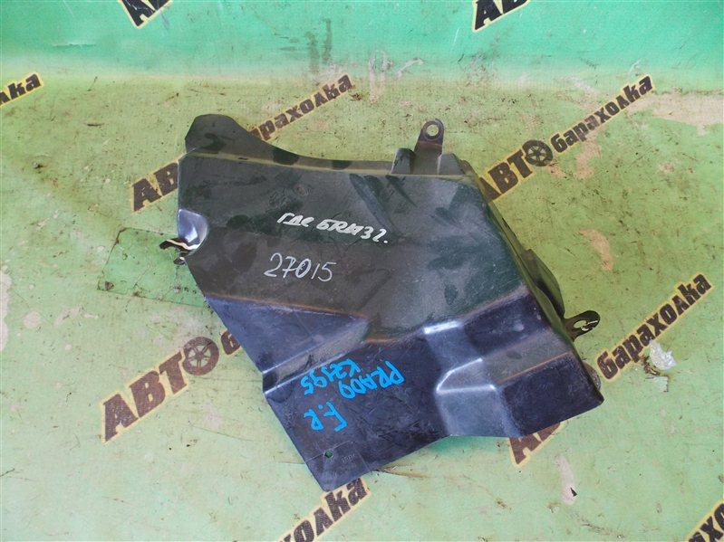 Защита Toyota Land Cruiser Prado KZJ95 передняя правая