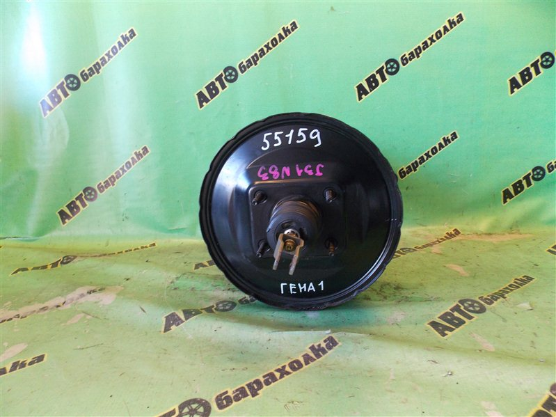 Главный тормозной цилиндр Nissan Teana J31 VQ23(DE) 2003