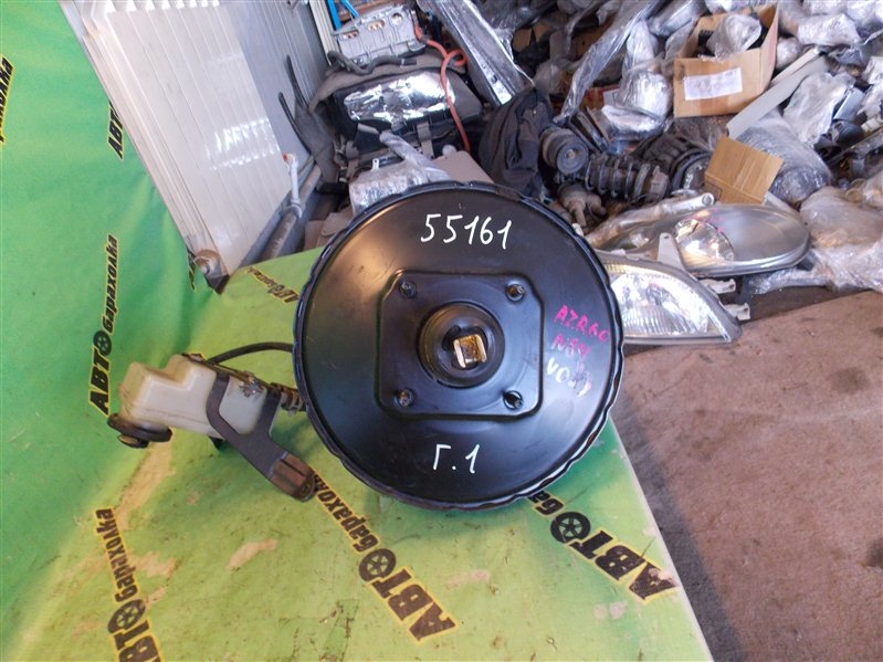 Главный тормозной цилиндр Toyota Voxy AZR60 1AZ-FSE 2004