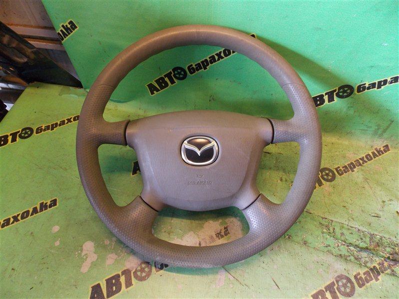 Руль с airbag Mazda Premacy CP8W FP 2000