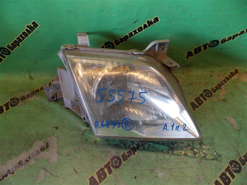 Фара Mazda Mpv LWEW FS 2001 передняя правая