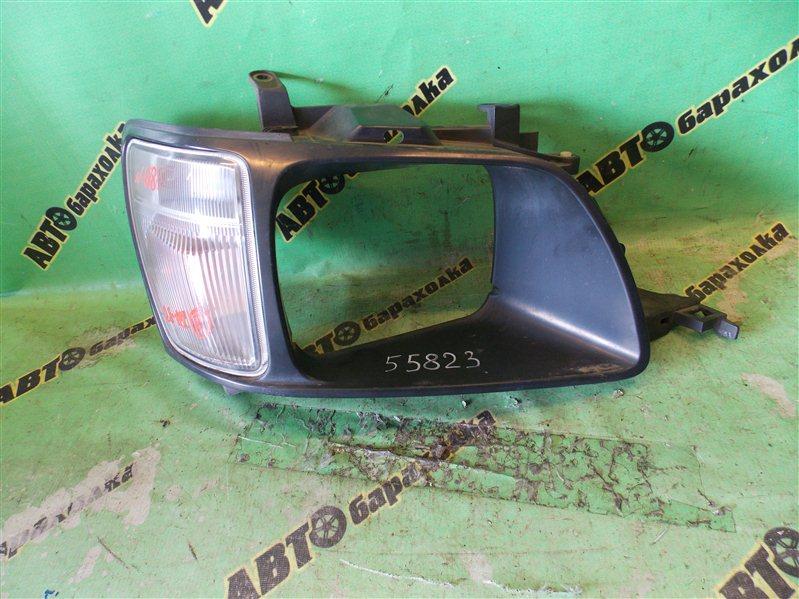 Очки на фары Toyota Noah SR50 3S-FE 2000 передние правые