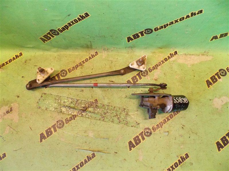 Механизм дворников Daihatsu Terios Kid J111G EF-DET 2001 передний