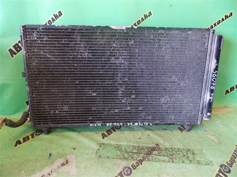 Радиатор кондиционера Toyota Altezza JCE10 2JZ-GE