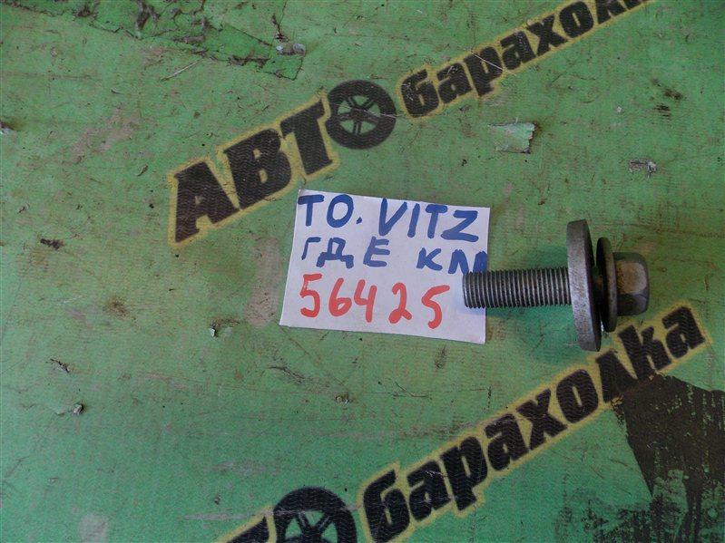 Болт крепления шкива Toyota Vitz KSP90 1KR-FE