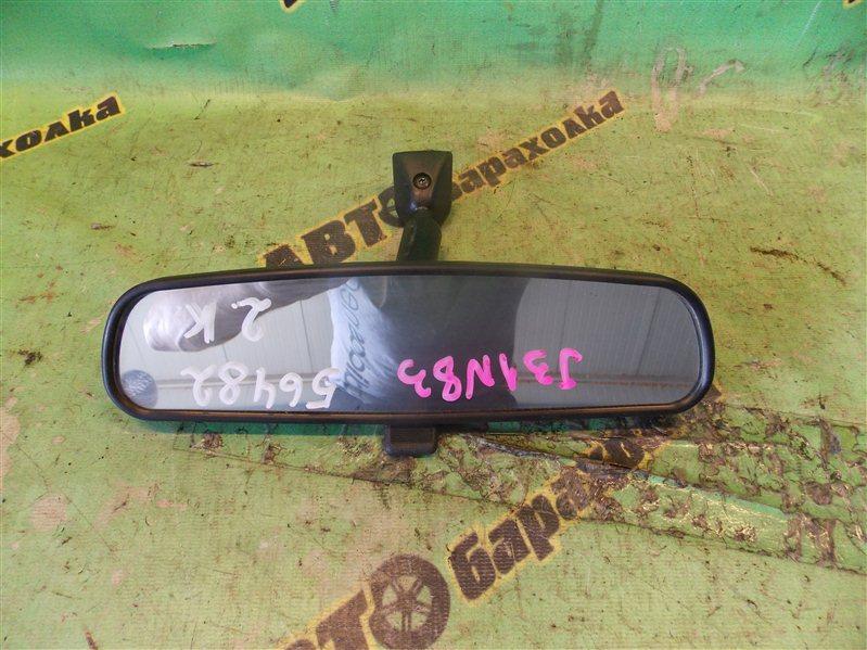 Зеркало заднего вида Nissan Teana J31 VQ23(DE) 2003