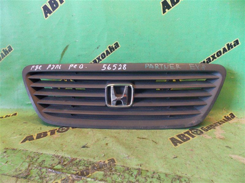 Решетка радиатора Honda Partner EY8 передняя