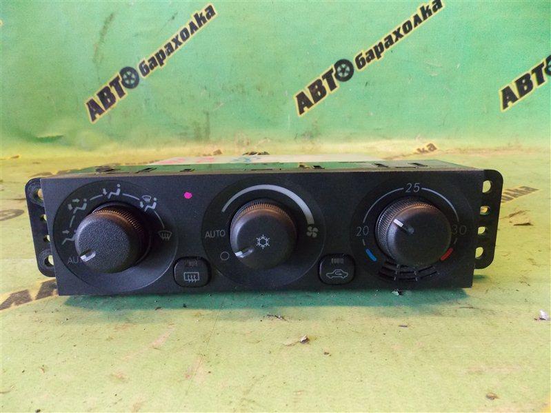 Климат-контроль Mitsubishi Chariot Grandis N94W 4G64 12/2000 передний