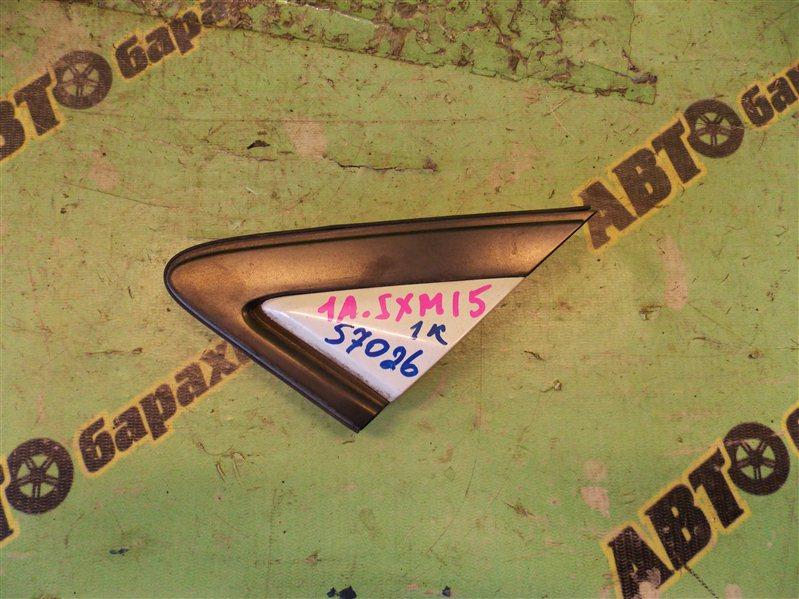 Уголок крыла Toyota Ipsum SXM15 3S-FE 2001 передний левый