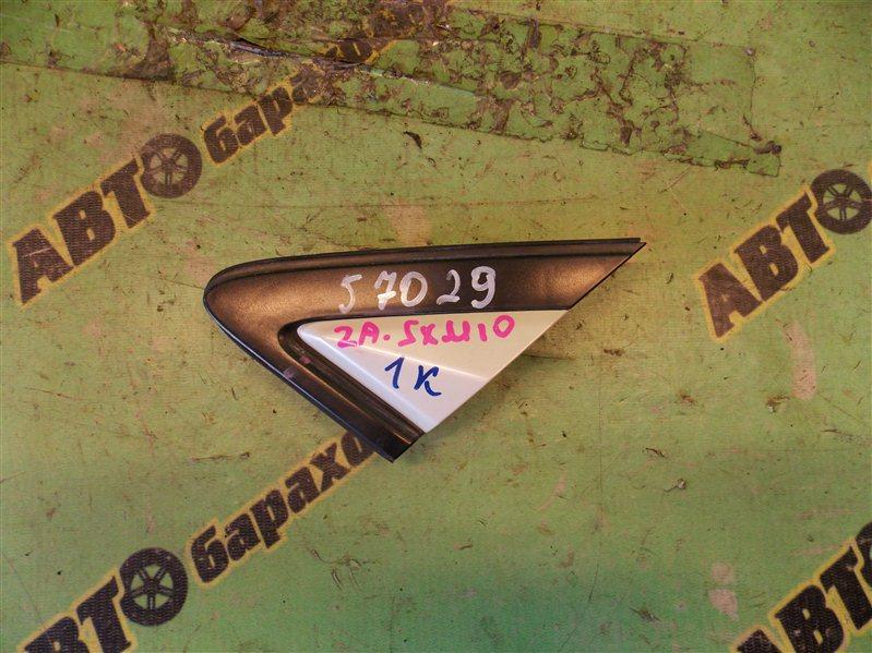 Уголок крыла Toyota Ipsum SXM10 3S-FE 2000 передний левый