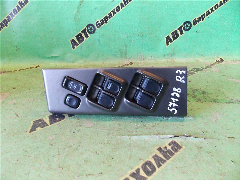 Пульт стеклоподъемника Isuzu Bighorn UBS26GW 6VE1 2001 передний правый